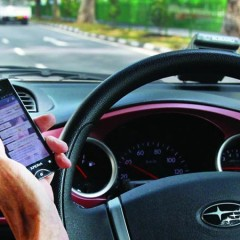 Tougher penalties for drivers using mobile phones