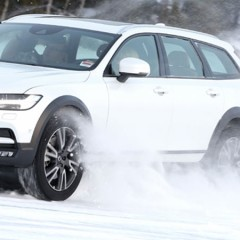 First Drive: Volvo V90 Cross Country