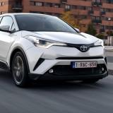 Toyota C-HR 1.2T Petrol