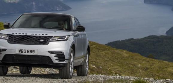 First Drive: Range Rover Velar
