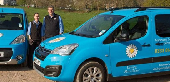 Car service offers transport and companionship to the elderly