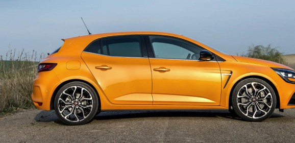 First Drive: Renault Mégane RS