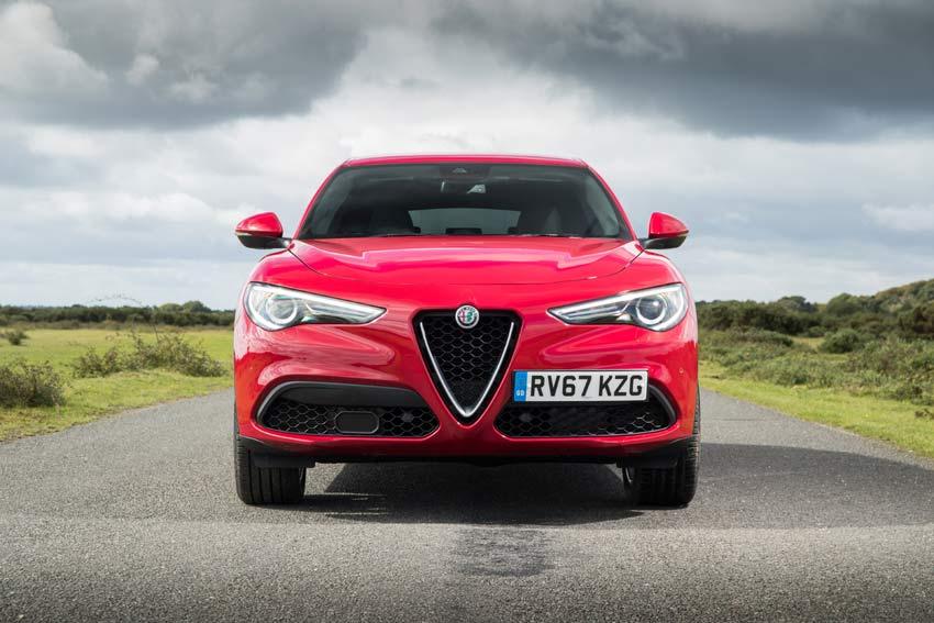The Alfa Romeo Stelvio