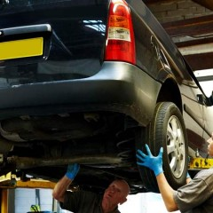 Ten things to check before you take your car for its MOT.