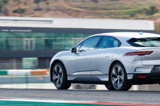 First Drive: Jaguar I-Pace