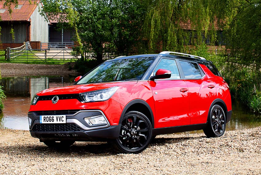 All models in the SsangYong range are covered by a best-in-class 5-year limitless mileage warranty.