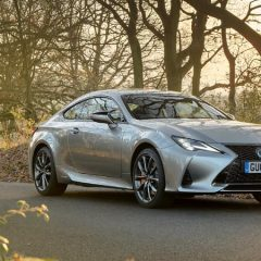 First Drive: Lexus RC