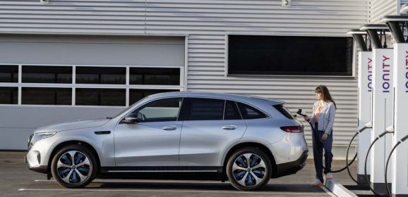 First Drive: Mercedes EQC