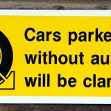 What to do if your car has been clamped or towed away