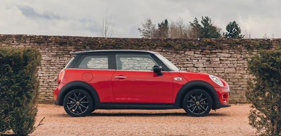 First Drive: MINI Electric